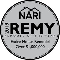 2019 KC NARI Remodel of the Year - Entire House Over $1,000,000 - Silver & All-Star Awards