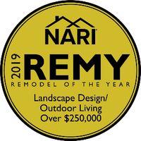 2019 KC NARI Remodel of the Year - Landscape Design/Outdoor Living Over $250,000 Gold Award
