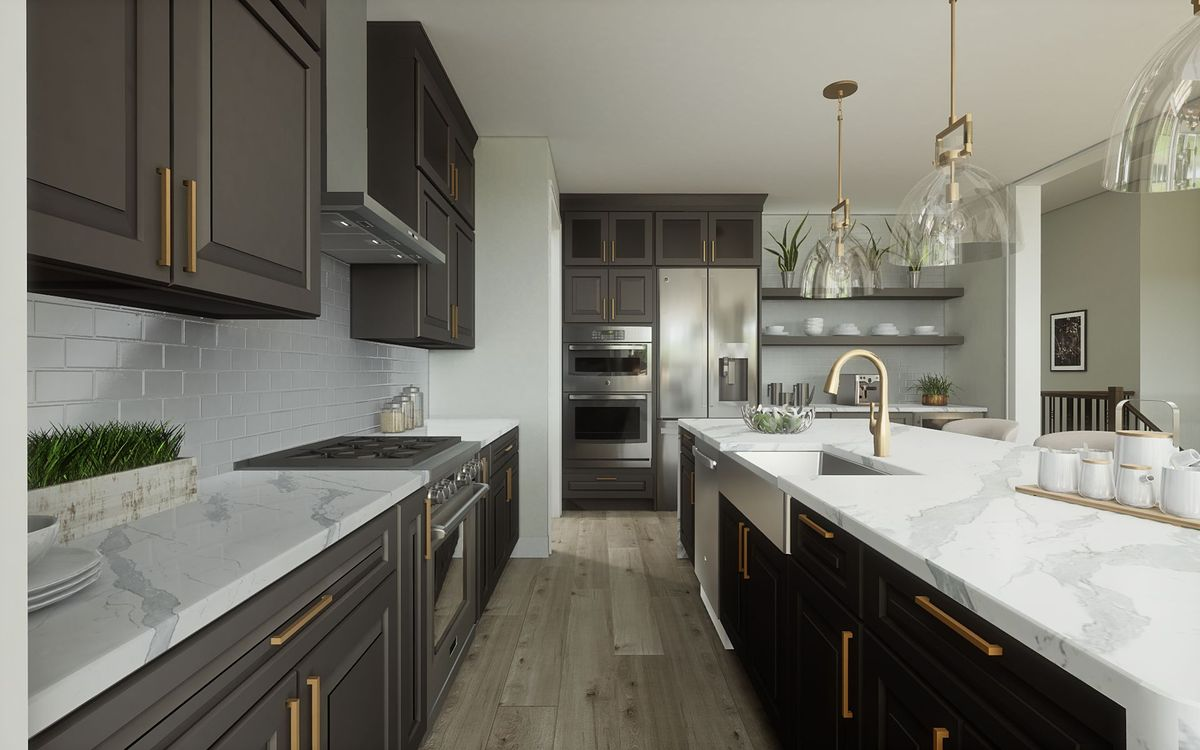 Kitchen Design Ideas for 2020 | Robertson Homes