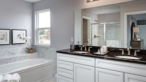Yorktown Master Bathroom