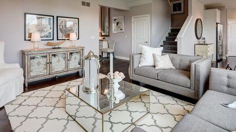 Yorktown Living Room
