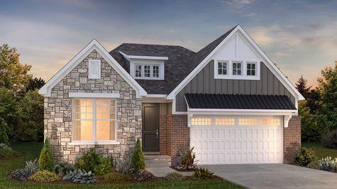 Brewster Village-Rochester Hills, MI-Robertson Brothers Homes