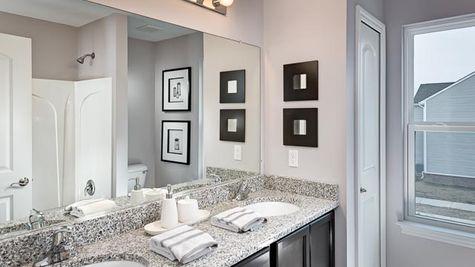 Yorktown Second Bathroom