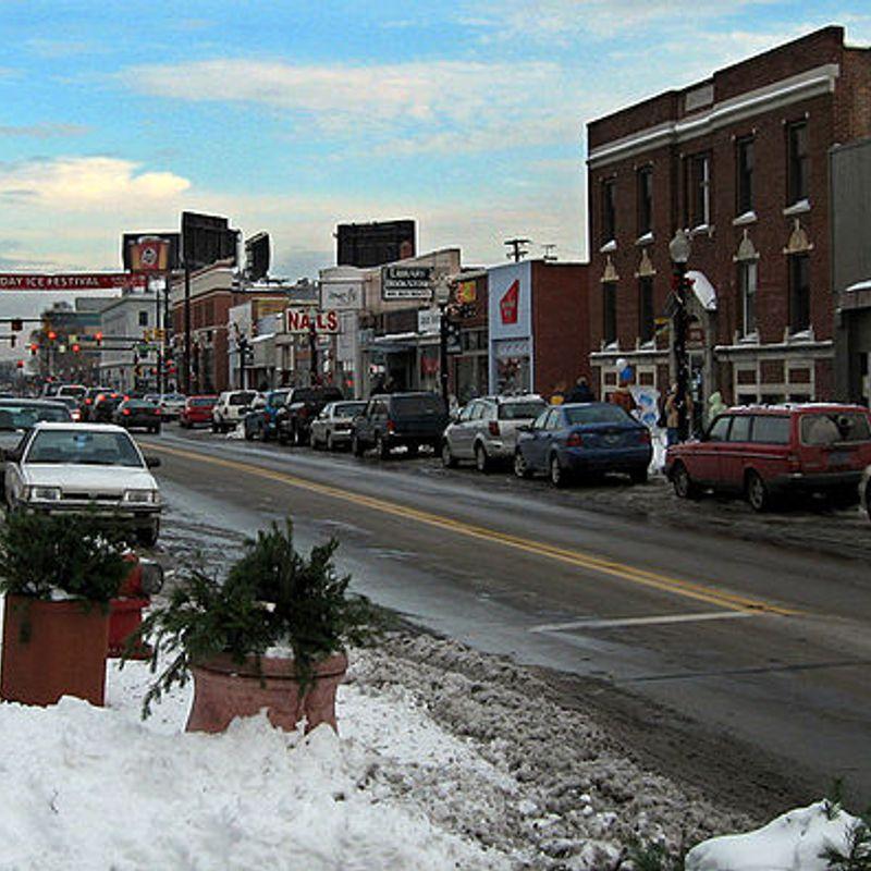 Downtown Ferndale, Michigan