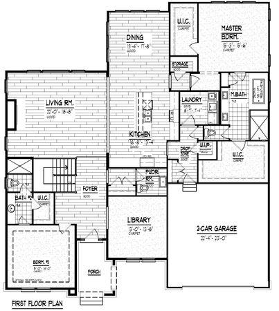 Floor Plan #01