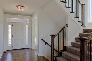 The Durham - 2 Story. Front Entrance. Pictures are of Previous Spec, Not Actual Home. Pictures May Feature Upgrades. Please Contact Listing Agent for Stage of Construction, Upgrades, and Available Buyer Selections.