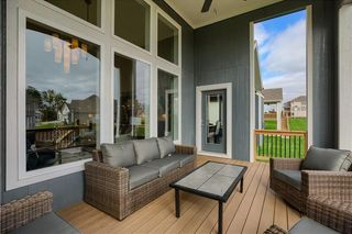 The New Haven 1.5 Story. Covered Patio. Pictures are of Previous Model, Not Actual Home. Pictures May Feature Upgrades. Please Contact Listing Agent for Stage of Construction, Upgrades, and Available Buyer Selections.