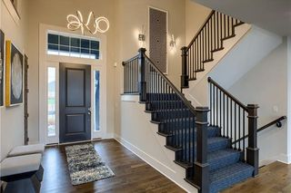 The New Haven 1.5 Story. Front Entry. Pictures are of Previous Model, Not Actual Home. Pictures May Feature Upgrades. Please Contact Listing Agent for Stage of Construction, Upgrades, and Available Buyer Selections.