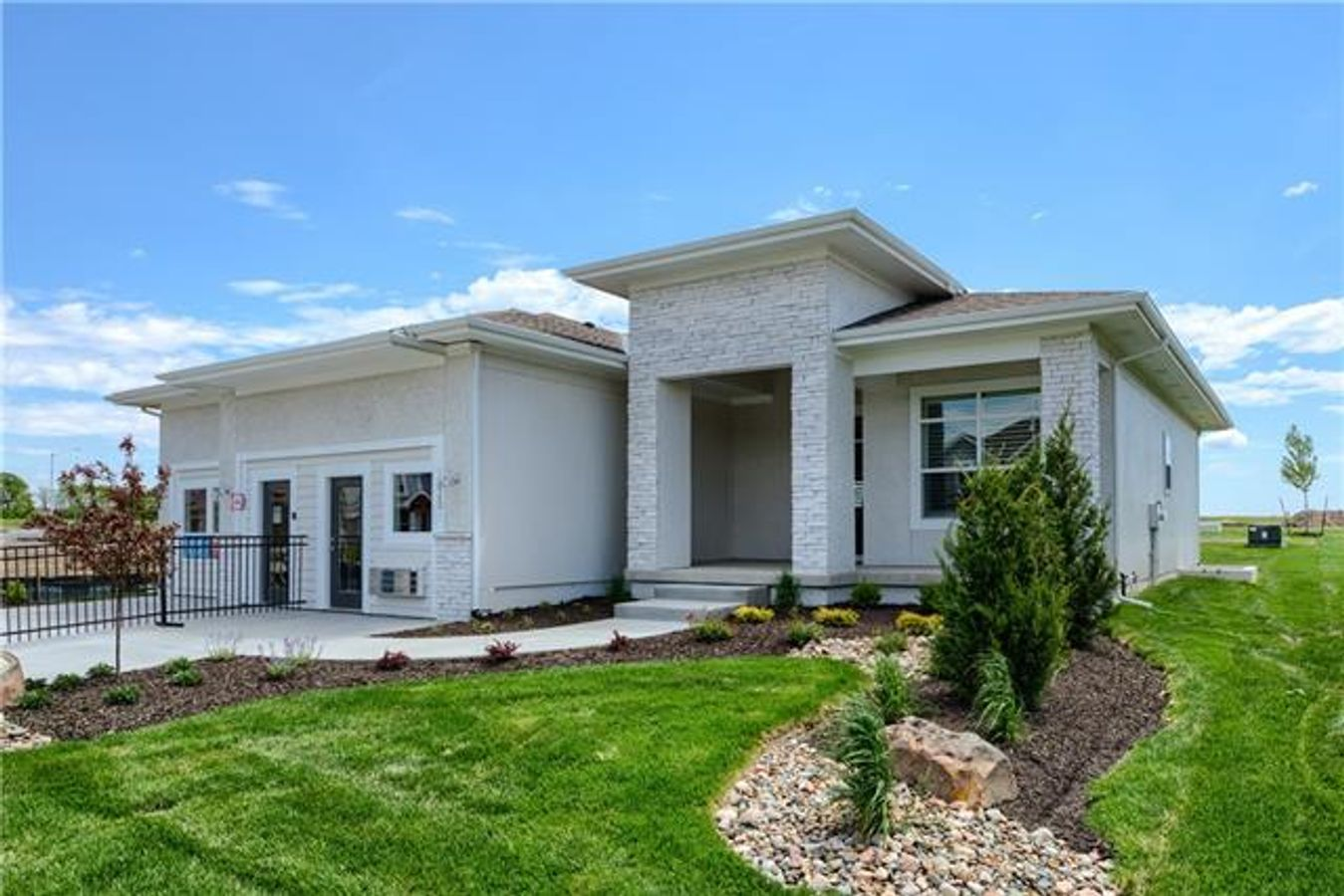 The Chesapeake Ranch Model by Hilmann Home Building