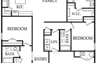 Sophia Ranch Main Level Floor Plan