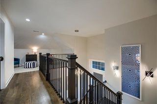 The New Haven 1.5 Story. Cat Walk Looking at Loft. Pictures are of Previous Model, Not Actual Home. Pictures May Feature Upgrades. Please Contact Listing Agent for Stage of Construction, Upgrades, and Available Buyer Selections.