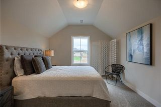 The New Haven 1.5 Story. Bedroom 4 has a Private Bath. Pictures are of Previous Model, Not Actual Home. Pictures May Feature Upgrades. Please Contact Listing Agent for Stage of Construction, Upgrades, and Available Buyer Selections.