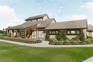 Mission Ranch planned clubhouse.