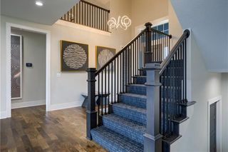 The New Haven 1.5 Story. Pictures are of Previous Model, Not Actual Home. Pictures May Feature Upgrades. Please Contact Listing Agent for Stage of Construction, Upgrades, and Available Buyer Selections.