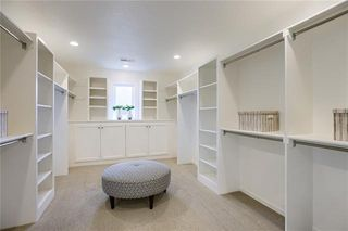 Master Closet in the new Model Home!