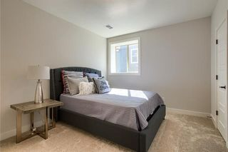 Bedroom #4 in Lower Level. Pictures are of Model and May Feature Upgrades. Not Actual Home.