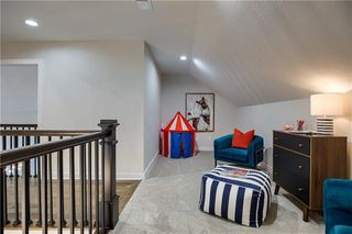 The New Haven 1.5 Story. Upstairs Loft. Pictures are of Previous Model, Not Actual Home. Pictures May Feature Upgrades. Please Contact Listing Agent for Stage of Construction, Upgrades, and Available Buyer Selections.