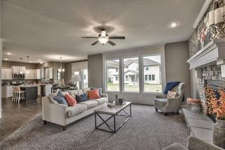 Model Home Images - Actual Home may differ on design selections. Or if you get in soon enough you can make design selections. Contact Community Manager for details.