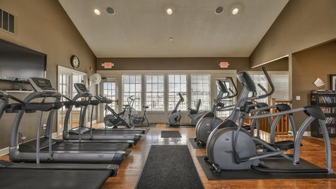 17 16470 W 165TH-CLUBHOUSE GYM