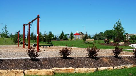 Forest View playground