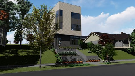 Street View of 926 N 35th Street in Fremont by Sage Homes Northwest