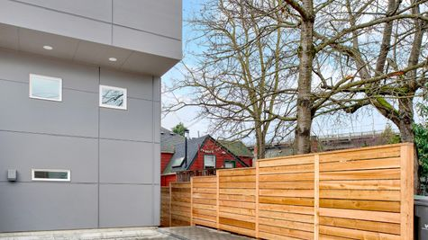 Assigned Parking Space of 926 N 35th Street in Seattle by Sage Homes Northwest