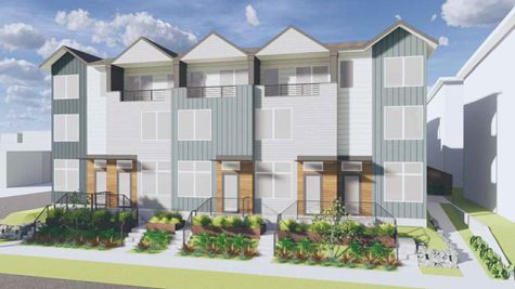 Exterior Rendering of Spectra I by Sage Homes Northwest