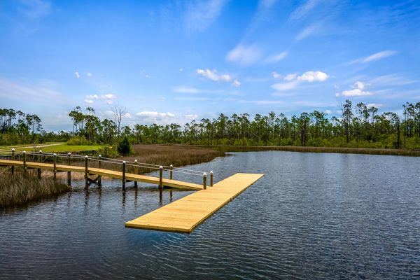 Bayou Park Community Dock