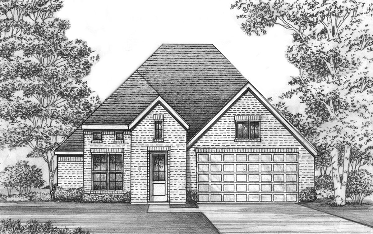 Plan Photo - Kilgore - 4447 SPR