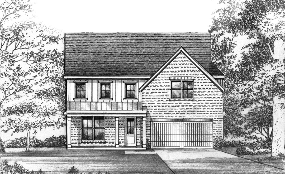 Plan Photo - Somerset - 4445 SPR