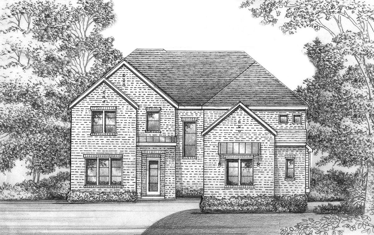 Plan Photo - Conroe - 5248 PS