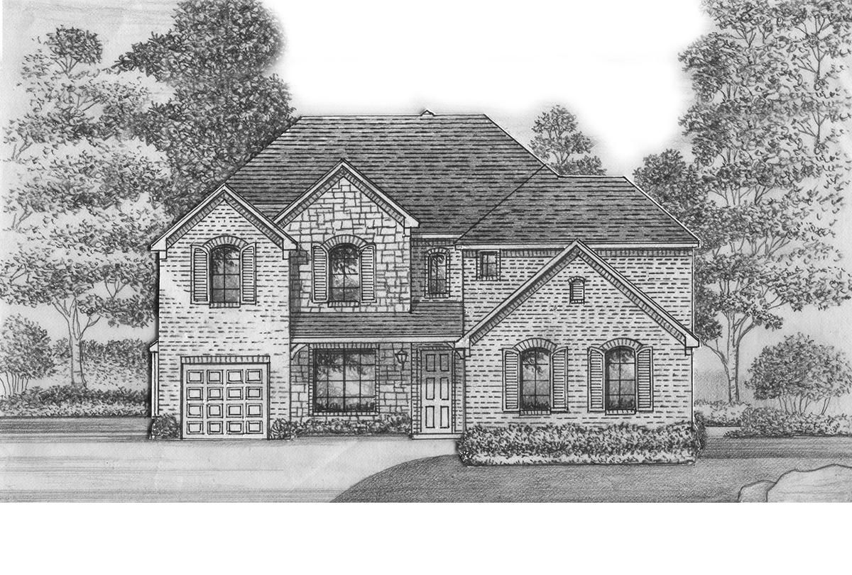 Plan Photo - Stafford - 5246 PS
