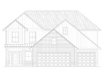 1490 Pineridge Circle Elevation