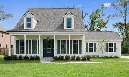 Floor Plans | New Homes in New Orleans | Sunrise Homes on
