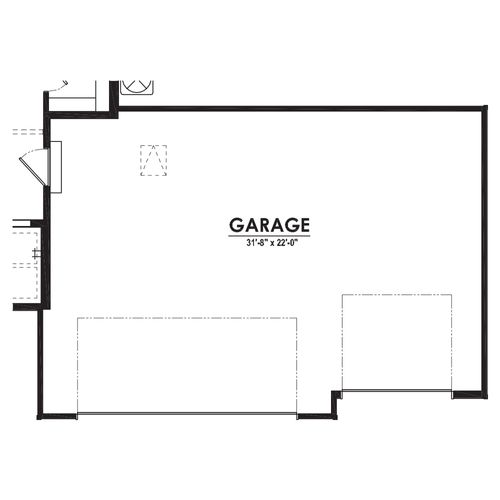 Optional 3-Car Garage