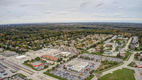 Aerial View of Franklin, WI