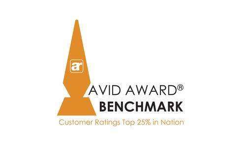 Avid Benchmark Award