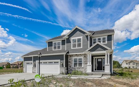 Front Exterior of Silverwood Ready Home