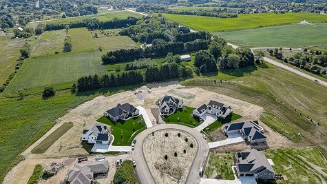 Ariel View of Preserve at Harvest Ridge