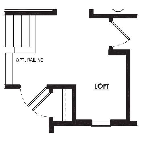 Optional First Floor Laundry (Second-Floor)