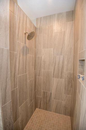 Owner's Bathroom Walk-In Shower