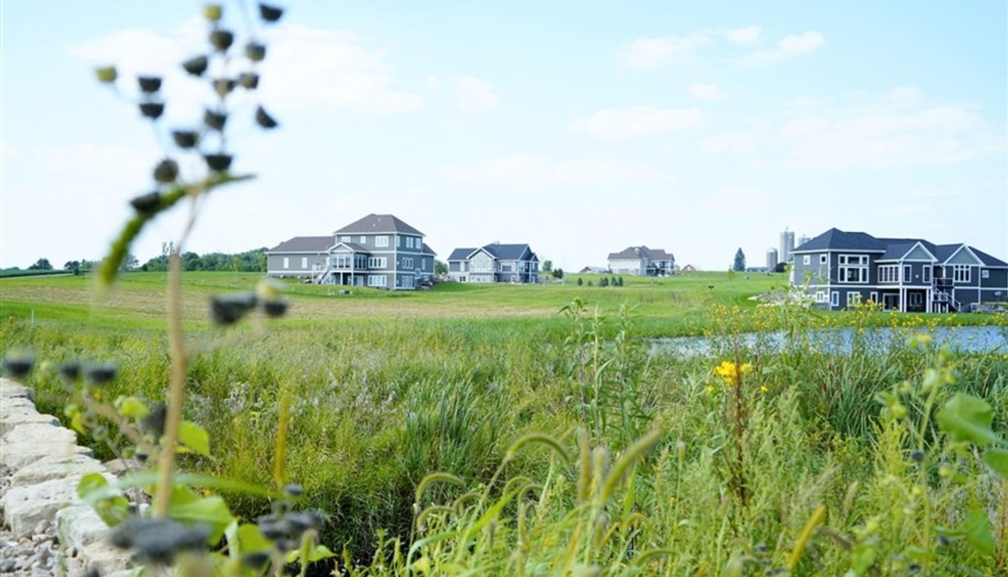 New homes in Bristol WI at Happy Valley