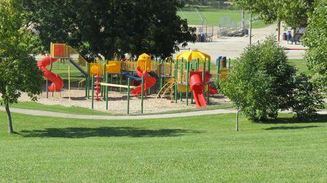 Park Near Woodland Preserve