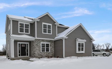 Model Home in Germantown at Wrenwood