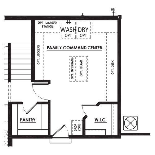 Optional Family Command Center