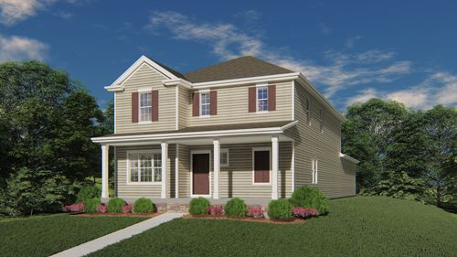 Chagall Classic Front Elevation Rendering