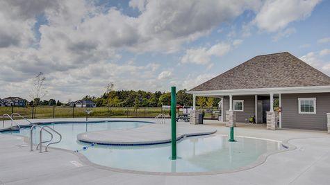 Lake Country Village community pool