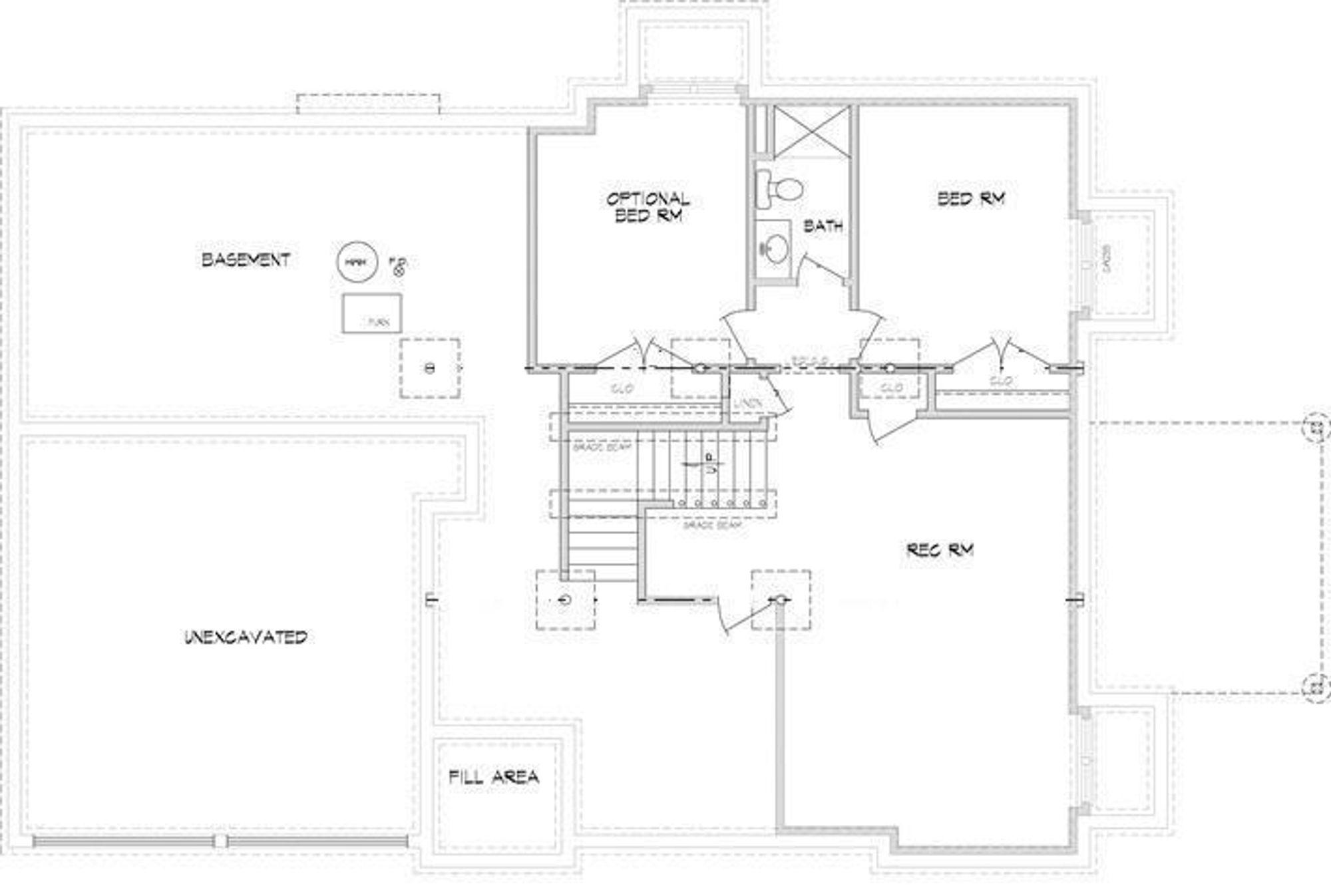 Bedford II LL Floor Plan