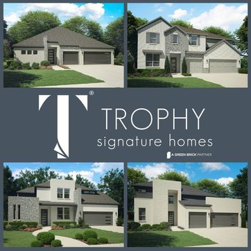 <p>See our truly representative model homes...where the upgrades you see are the upgrades included in the price of your home.</p><p>Models in Hollyhock | Brookside | Ventana | Park West</p><p>For directions, visit TrophySignatureHomes.com</p>