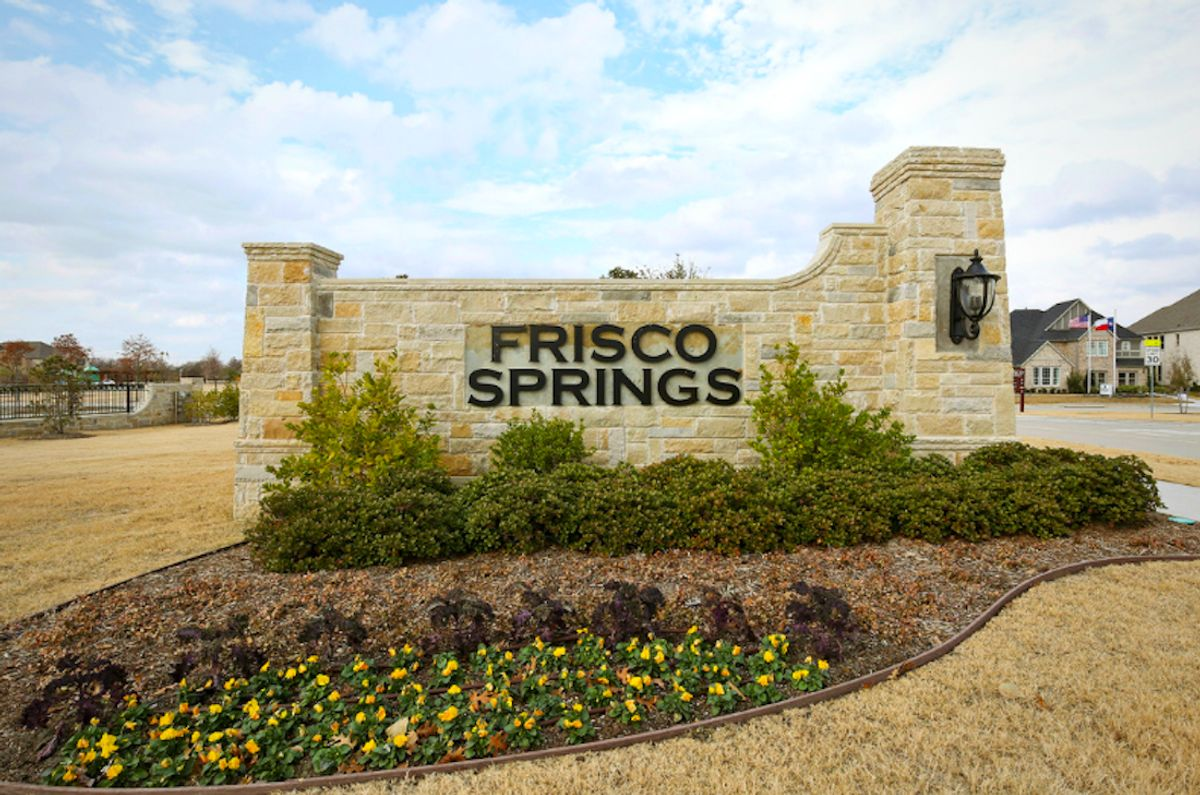 Master your new home experience at Frisco Springs